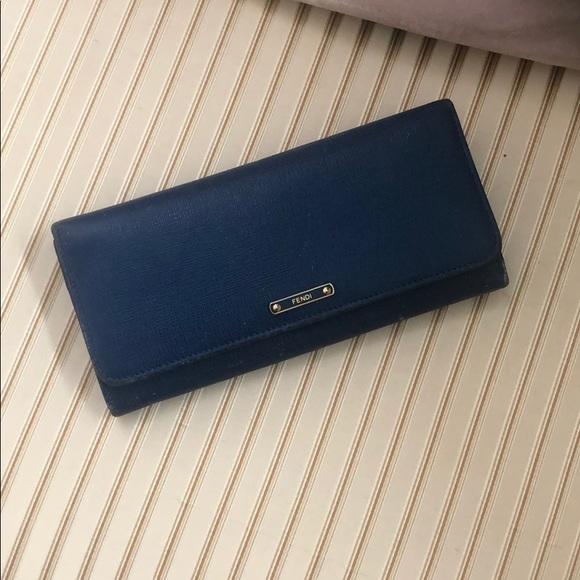 Fendi Handbags - Fendi wallet